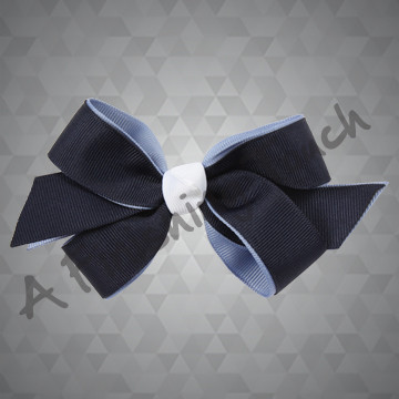 194- Two Layer, Two Tone Bow