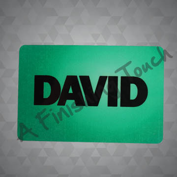 SU-TAG106 - Custom Magnetic Name Tag