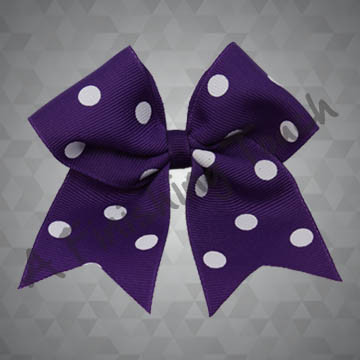 1169- Teeny Tiny One Layer Solid Grosgrain Bow