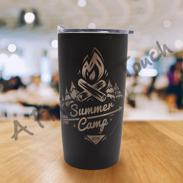 G156 - 20 oz Tumbler - Straight Body