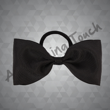 1418 - Tailless Grosgrain Bow