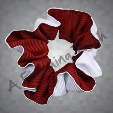 213 - Ribbon Scrunchie