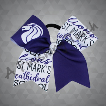 *924-101- Large Sublimation with Mascot and School Name