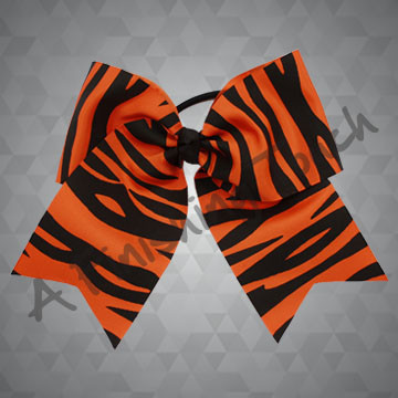 112- Basic Short Tailed Cheer Bow