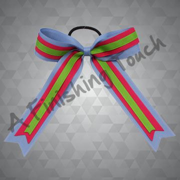 159- Three-Layer Two-Loop Bow w/Tails