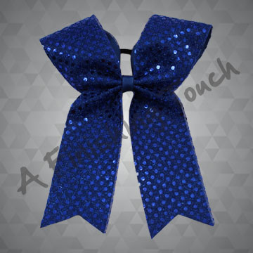 299- Large Two-Loop Cheer Bow