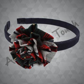 463- Rosette Headband