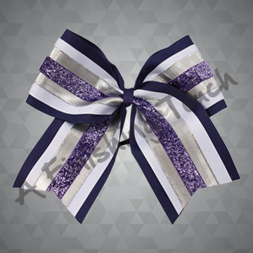 474- Four-Layer Short Tailed Cheer Bow