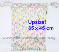 Wet Bag 35 x 45cm  - Unicorn Candy