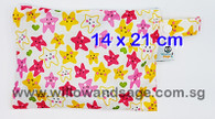 Wet Bag 14 x 21cm - Cheery Star