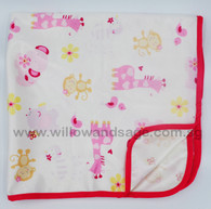 Changing Mat - Pink Trunkie