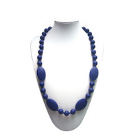 Teething Necklace FK006 Navy