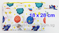 Wet Bag 18 x 28cm - Astronauts