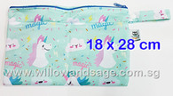 Wet Bag 18 x 28cm - Unicorn Magic