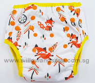 Swim Diaper - Mr Fox