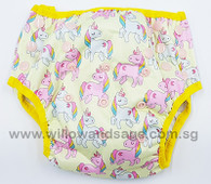 Swim Diaper - Unicorn Candy