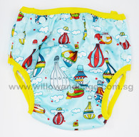 Swim Diaper - Up Up And Away