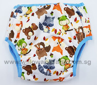 Swim Diaper - Woodsy Critters