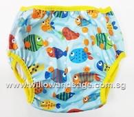 Swim Diaper - Fishy Business