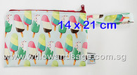 Wet Bag 14 x 21cm - Summer Lolly