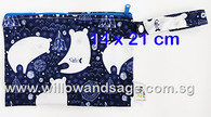 Wet Bag 14 x 21cm - Snowy Bear