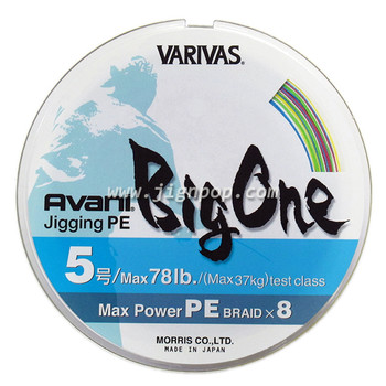 Varivas Avani Big One PE5 (78lb) Line
