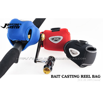 Jigging Master Casting Reel Pouch