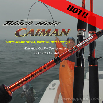 Black Hole CAIMAN C-68M Rod