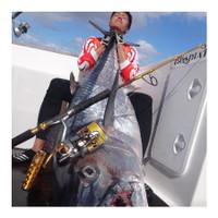 100kg Dogtooth Tuna Caught! (July 2012)