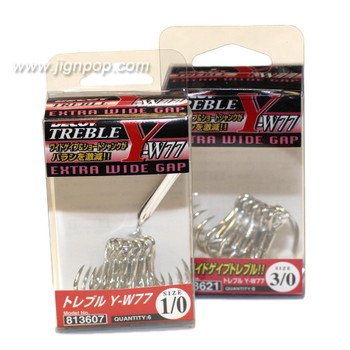DECOY Treble Y-W77 Hook