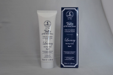 Taylor of Old Bond St. / Shaving Cream / St. James Collection