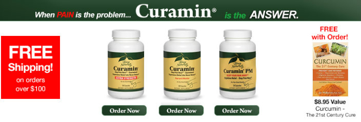 Curamin for Pain!