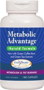 Metabolic Advantage Thyroid Formula 180