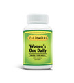 Dave Hawkins' EarthWorks PL Vitamin Women's ONE Daily Whole Food Multi 60 TABS