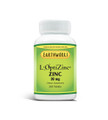 Dave Hawkins' EarthWorks PL Vitamin Zinc 20 MG 250 TABS (Limit 1 per Customer)