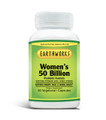 Women's 50 Billion Probiotic Formula 30 Vcaps by Dave Hawkins' EarthWorks