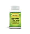Dave Hawkins' EarthWorks PL Vitamin Resveratrol Plus 200 MG 60 Vcaps