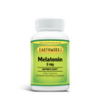Dave Hawkins' EarthWorks PL Vitamin Melatonin 3 MG 90 Quick Dissolving Lozenges