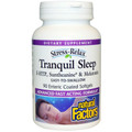 Natural Factors Stress-Relax Tranquil Sleep Enteri 90 SG
