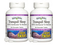Natural Factors Stress-Relax Tranquil Sleep Chewable 60 Tabs Bonus Pack