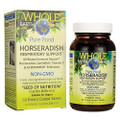 Natural Factors Whole Earth & Sea Horseradish Respiratory Support 60 Tabs