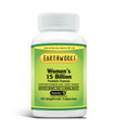 Women's 15 Billion Probiotic 60 by Dave Hawkins' EarthWorks