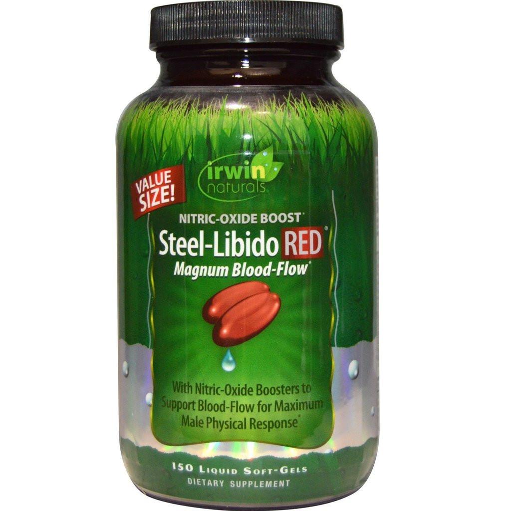 Steel Libido Red for Men 150 SG