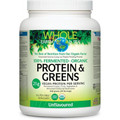 Whole Earth & Sea Fermented Protein & Greens Unflavored - 23.1 oz