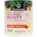 PlantFusion Collagen Beauty Strawberry Lemonade 6.35 oz