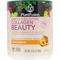 PlantFusion Collagen Beauty Peach Mango 6.35 oz