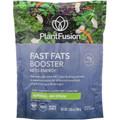 PlantFusion Fast Fats Booster Natural - No Stevia 6.63 oz