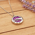 AromaLocket Aromatherapy Necklace Luna