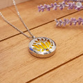 AromaLocket Aromatherapy Necklace Purity