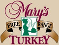 Mary's Turkeys Non-GMO Free-Range 20-24 LBS